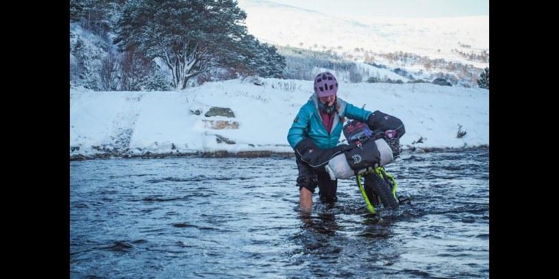 Cairngorms Winter Bikepacking