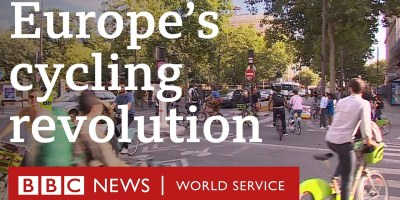Cycling Across Europe in the Pandemic