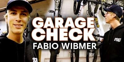 Welcome To My Garage – Fabio Wibmer