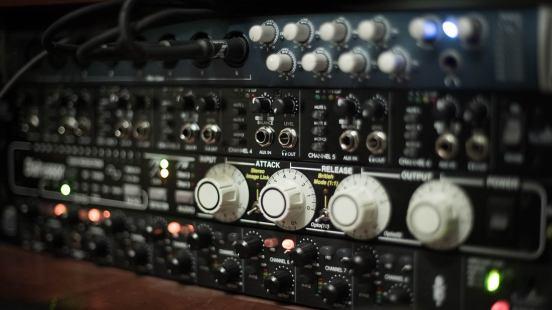 Daniel Ellis - Recording Rig1