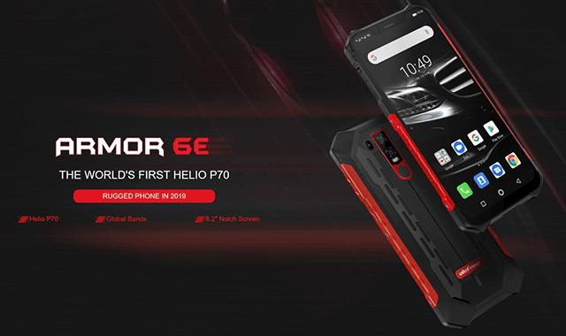 Ulefone Armor 6Eのスペックレビュー 【クーポン・対応バンド・ベンチマーク・購入方法】