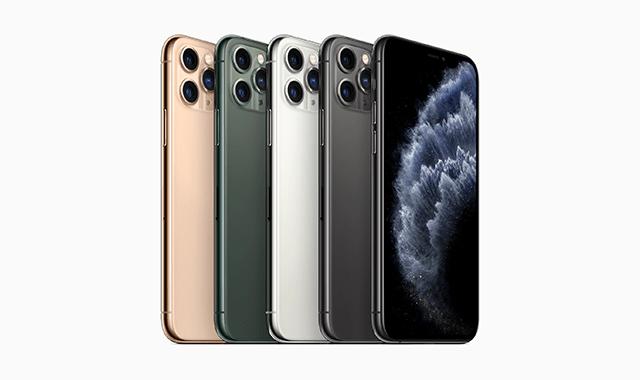 新iPhoneは11で決まり! iPhone 11 / 11 Pro / 11 Pro Maxのスペックや新機能を比較紹介