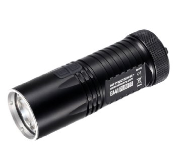 Nitecore EA41 Flashlight Review