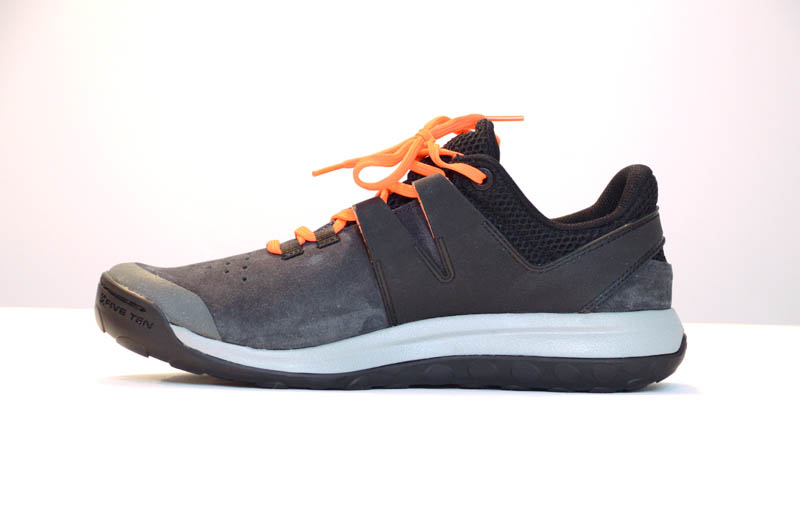 Five Ten - Access Shoe Review - Inside