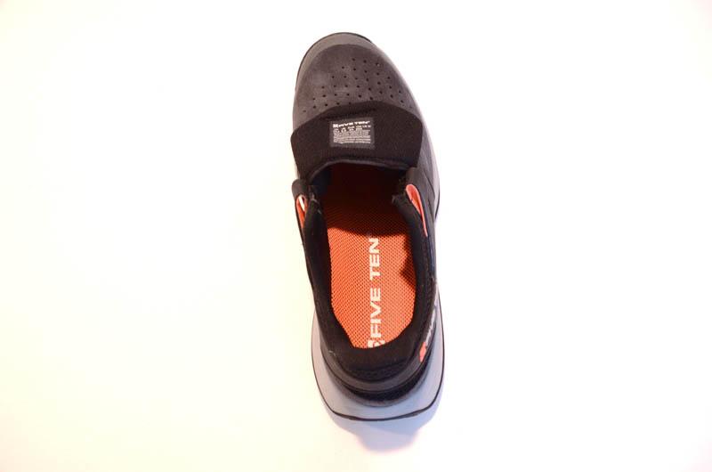 Five Ten - Access Shoe Review - Inside Insole