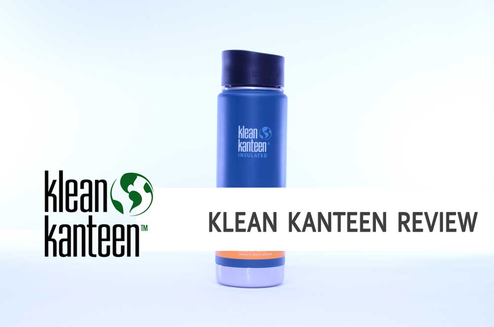 Klean Kanteen Quick Look Review Gearchase