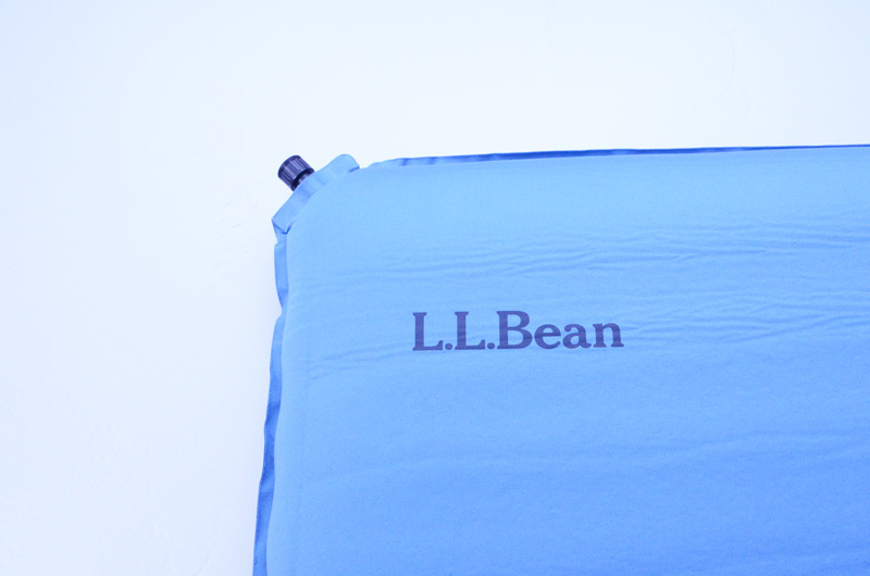 LL Bean Air Mattress Blow Valve