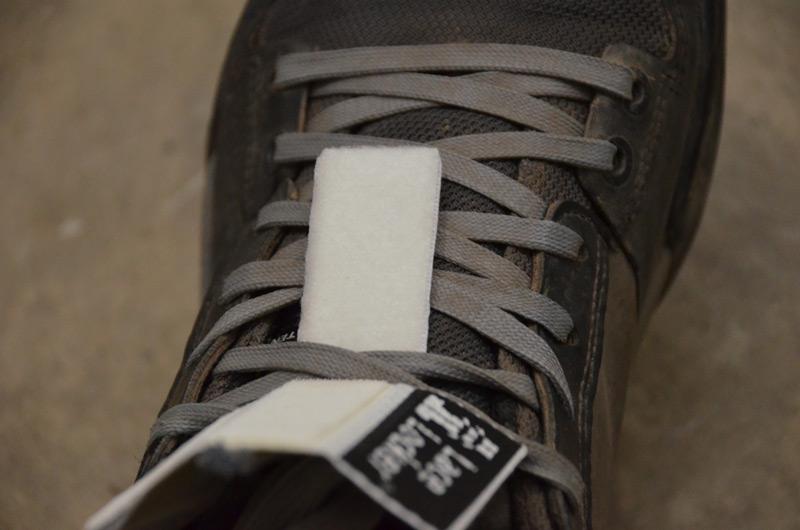 Shoe Lace Locker