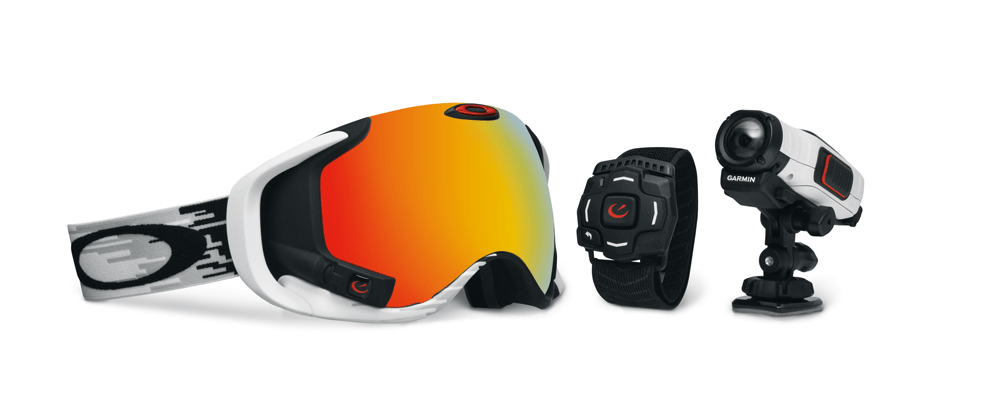 Oakley Airwave 1.5 with Garmin Preview