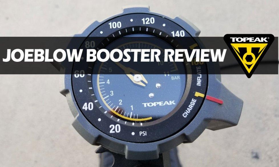 Topeak Joeblow Review