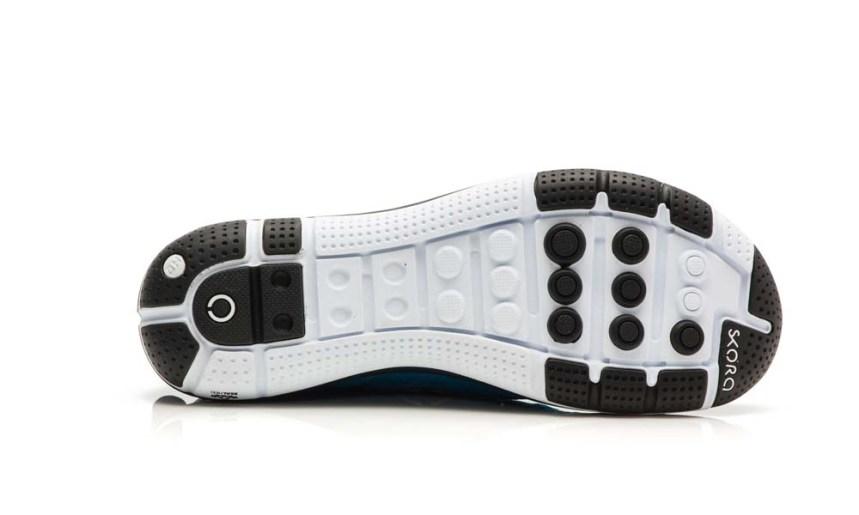 Skora Shoe Review Bottom