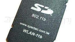 The Spectec SDW-820 SDIO WiFi Card Review