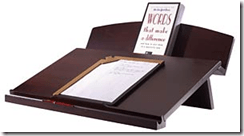 Levenger's Editor's Desk Review: Saving My Back One Word at a Time.