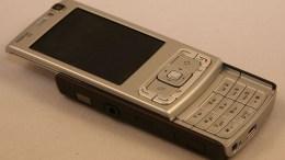 GearDiary My First Nokia, the Nokia N95
