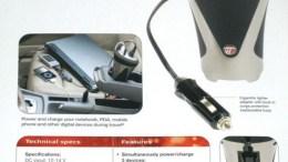 The Targus 100W Auto Power Inverter Review