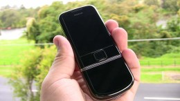 Nokia 8800 Sapphire Arte Review