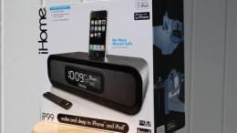 iHome iP99 iPhone Radio Dock Reviewed