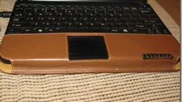 PDAir Leather Case for MSI Wind Review