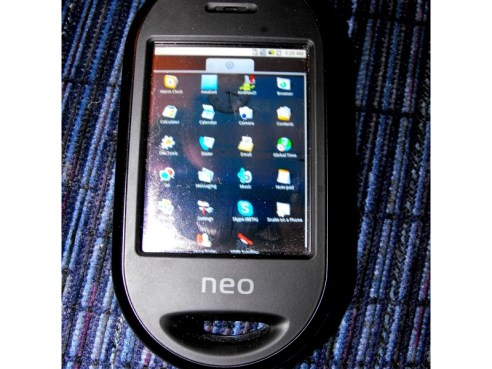 GearDiary Review: Openmoko Neo Freerunner from SDG Systems