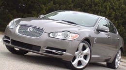 2009 Jaguar XF supercharged – Kitty has claws!