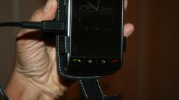 Proporta Leather Case for BlackBerry Storm