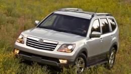 2009 Kia Borrego: Right truck, wrong time?