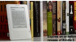 Kindle's DRM Rears Its Ugly Head... And It IS Ugly