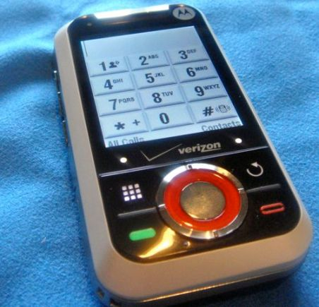 GearDiary Review:  Motorola Rival A455 - Messaging Machine