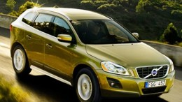 """Volvo gives drivers a """"brake"""" with all-new 2010 XC60"""