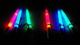 Life+Gear 200 Hour Glow Sticks Review