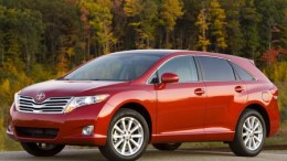 2009 Toyota Venza – but what is it?