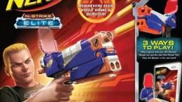 NERF N-Strike Elite! Wii Game Review