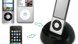 Universal iPhone/iPod Cradle from USBFever Review