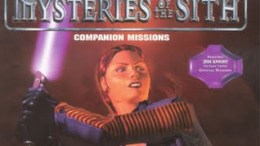 The Netbook Gamer: Star Wars: Mysteries of the Sith (1998, FPS)
