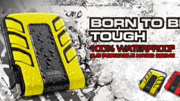 A-DATA sh93 Waterproof Hard Drive Review