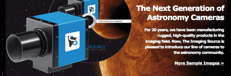 The Imaging Source Allows Amateur Astronomers to Take Amazing Photos  The Imaging Source Allows Amateur Astronomers to Take Amazing Photos
