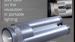 The Porsche Design mPower Illuminator will shine a light on your financial situation