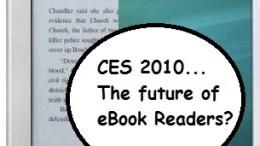 CES eBooks News and Analysis