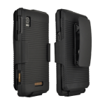 Verizon Shell/Holster for Motorola Droid Review