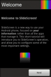 SlideScreen Android Home Screen Replacement Review