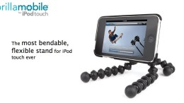 Joby Gorillamobile for iPod touch Review