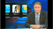 The Daily Show On GizmoGate... A Few Days Late