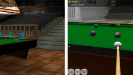 Video Review:  Virtual Pool HD for iPad
