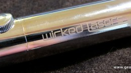 The Wicked Lasers Blu-Ray Sonar Advanced 100mW Violet Laser Review