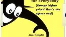 Agency Model Cometh; Be Prepared for Speedbumps