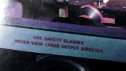Happy 50th Birthday Laser...