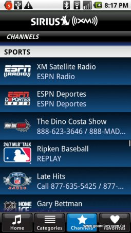 Sirius XM For Android Arrives  Sirius XM For Android Arrives  Sirius XM For Android Arrives  Sirius XM For Android Arrives  Sirius XM For Android Arrives