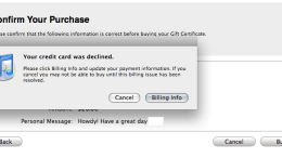 Apple iTunes Will Not Take My Money but the Apple Store Will? It's a Head-Scratcher For Sure