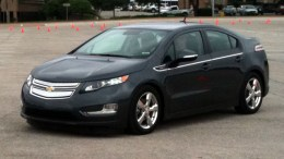 First Drive: 2011 Chevrolet Volt