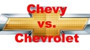 Chevy vs. Chevrolet: Social media schools GM